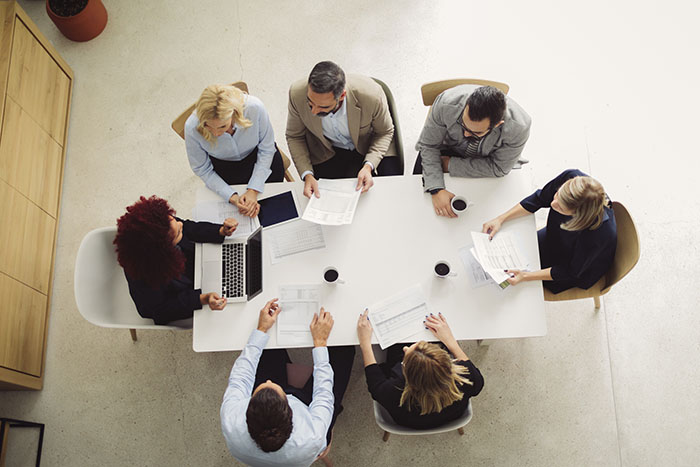 TAB Board - pracovní zasedání důvěrné skupiny regionálních podnikatelů, kteří si nekonkurují